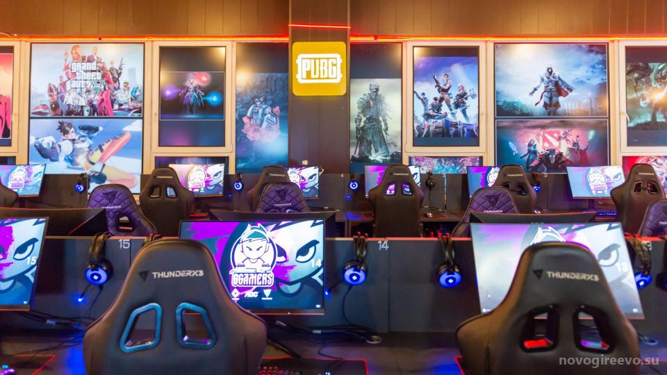 Компьютерный клуб GGamers Изображение 1