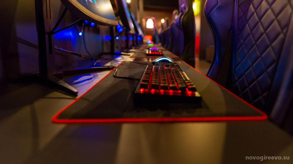 Компьютерный клуб GGamers Изображение 16