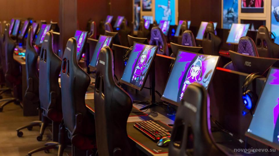 Компьютерный клуб GGamers Изображение 13