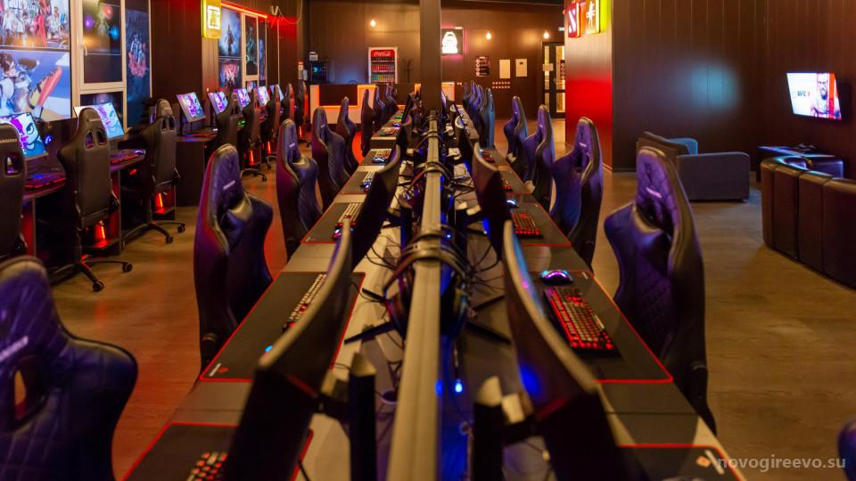 Компьютерный клуб GGamers Изображение 12